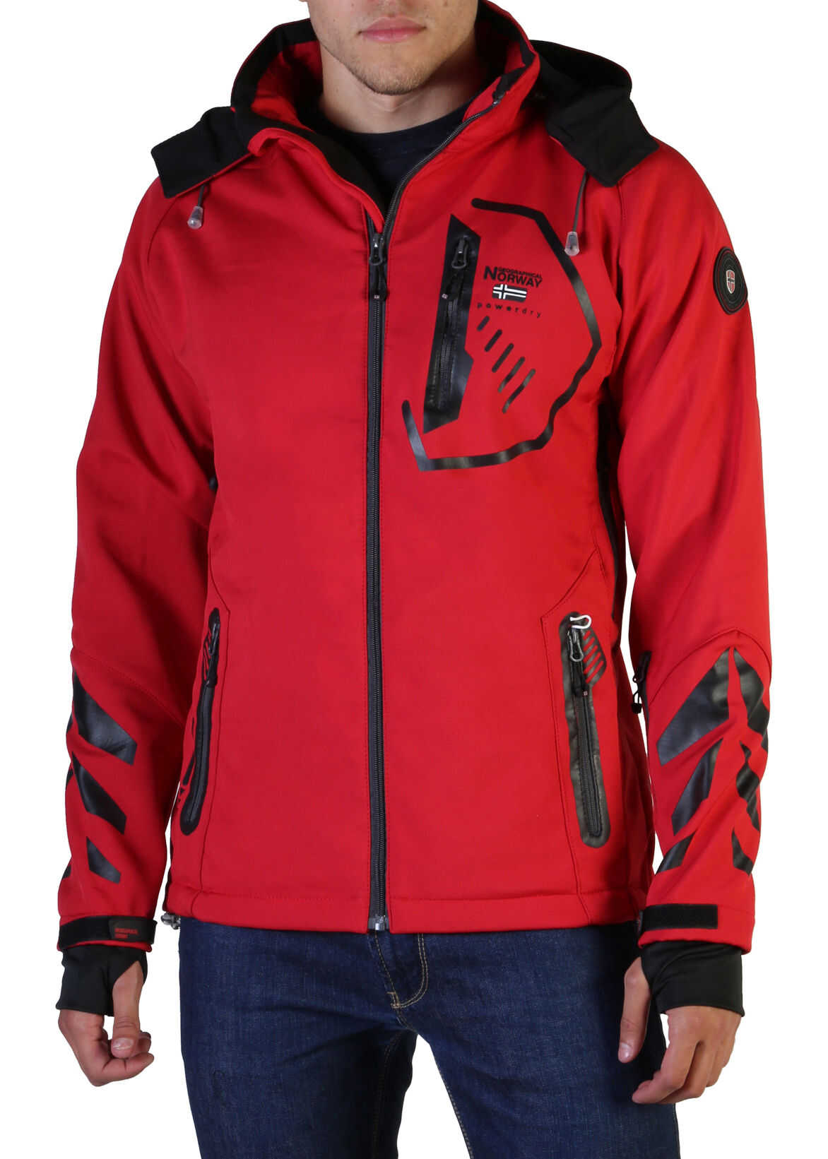 Geographical Norway Tranco_Man RED