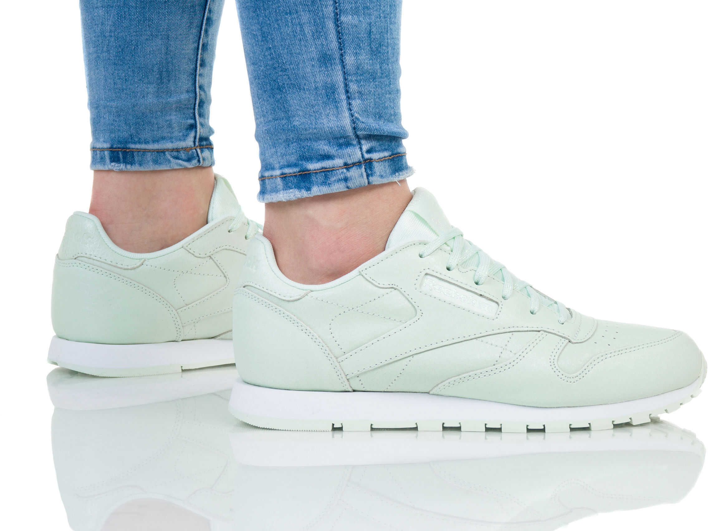 Reebok Classic Leather Verde