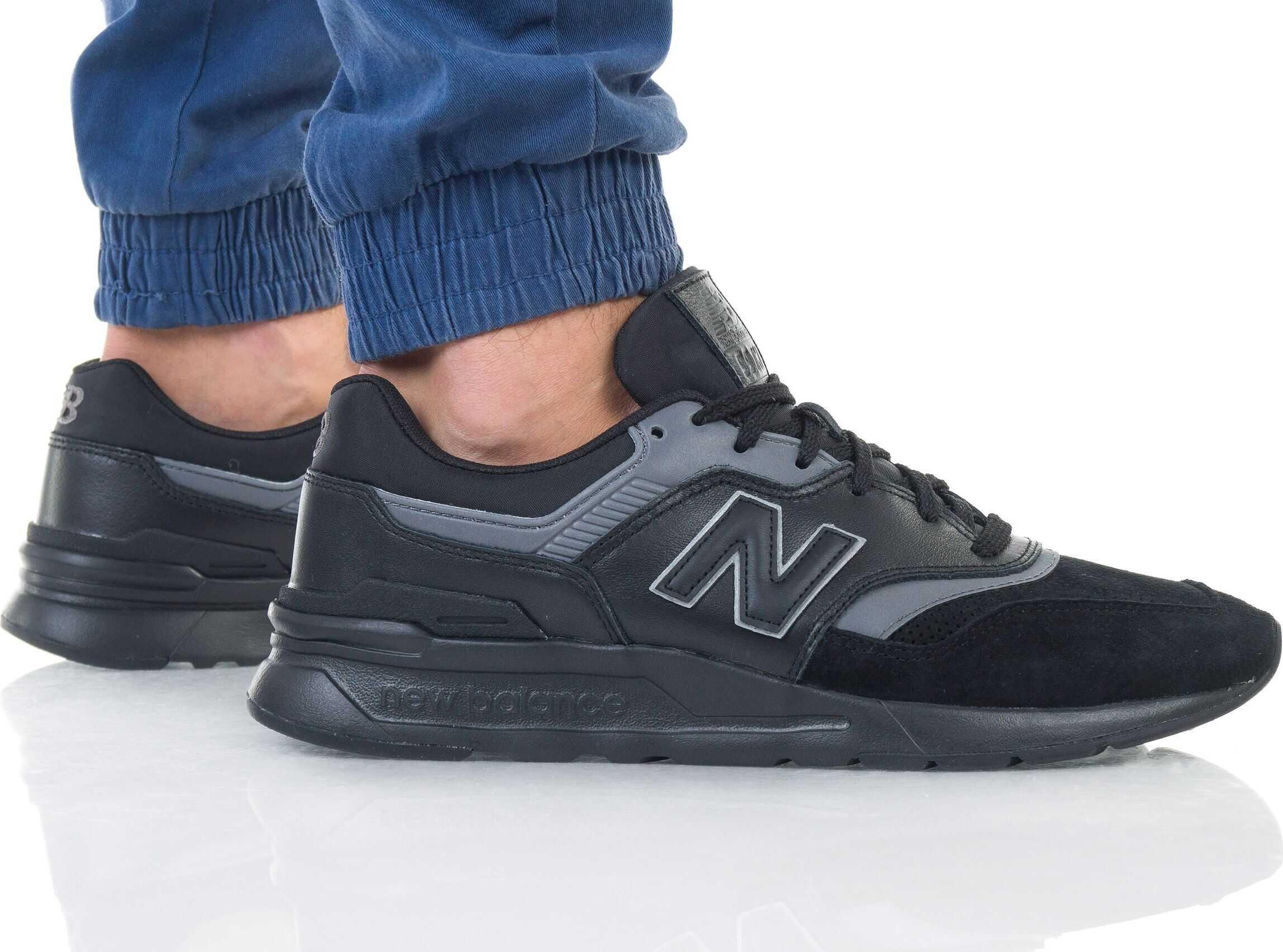 New Balance 997 Negru