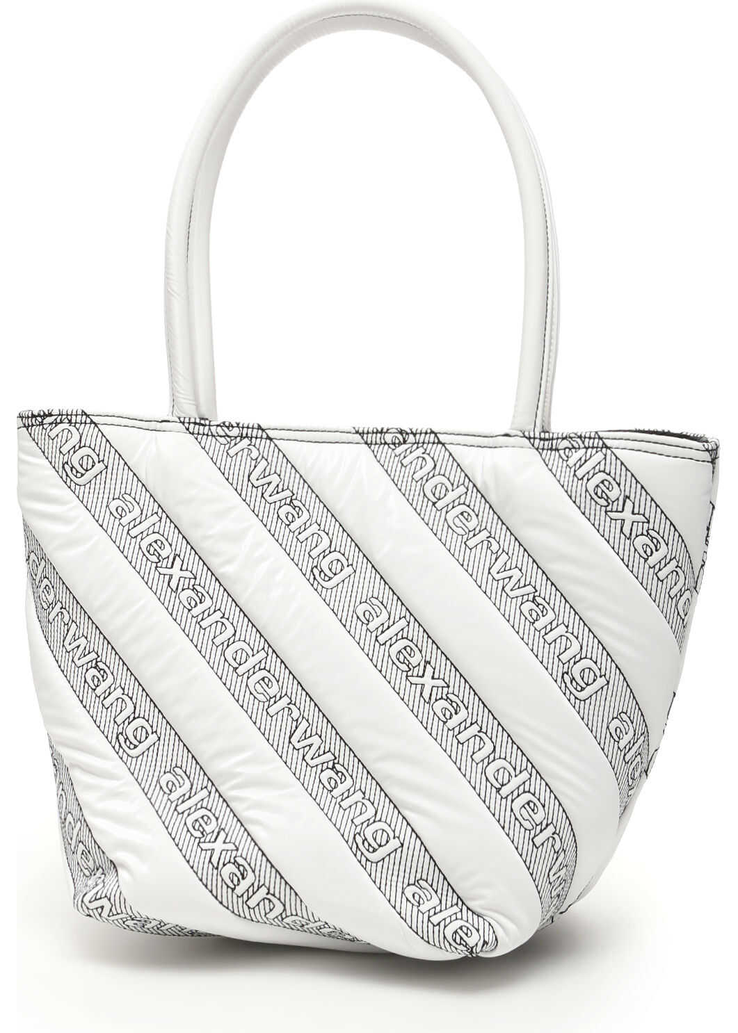 Quilted Roxy Logo Tote thumbnail