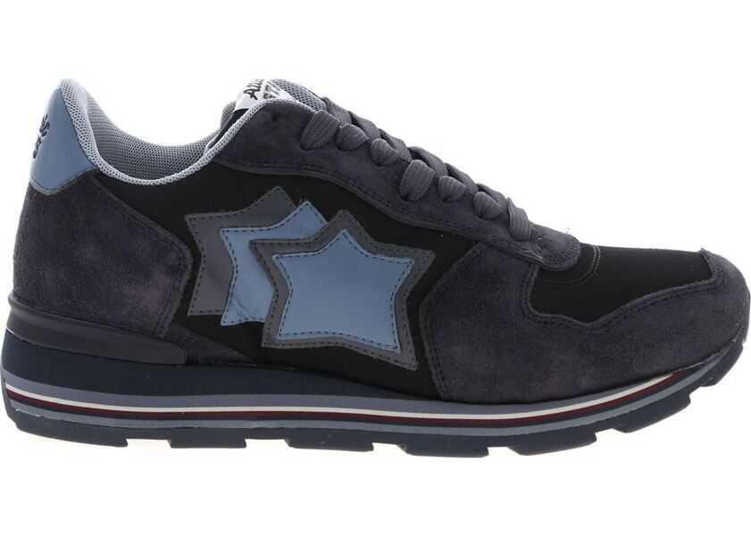 boutique outlet economisiți până la 80% 50% preț Ghete Atlantic Stars Antares Sneakers In Blue Blue Barbati ...