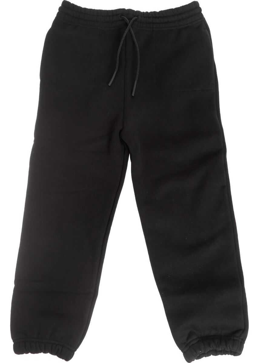 Burberry Luther Pants In Black Black