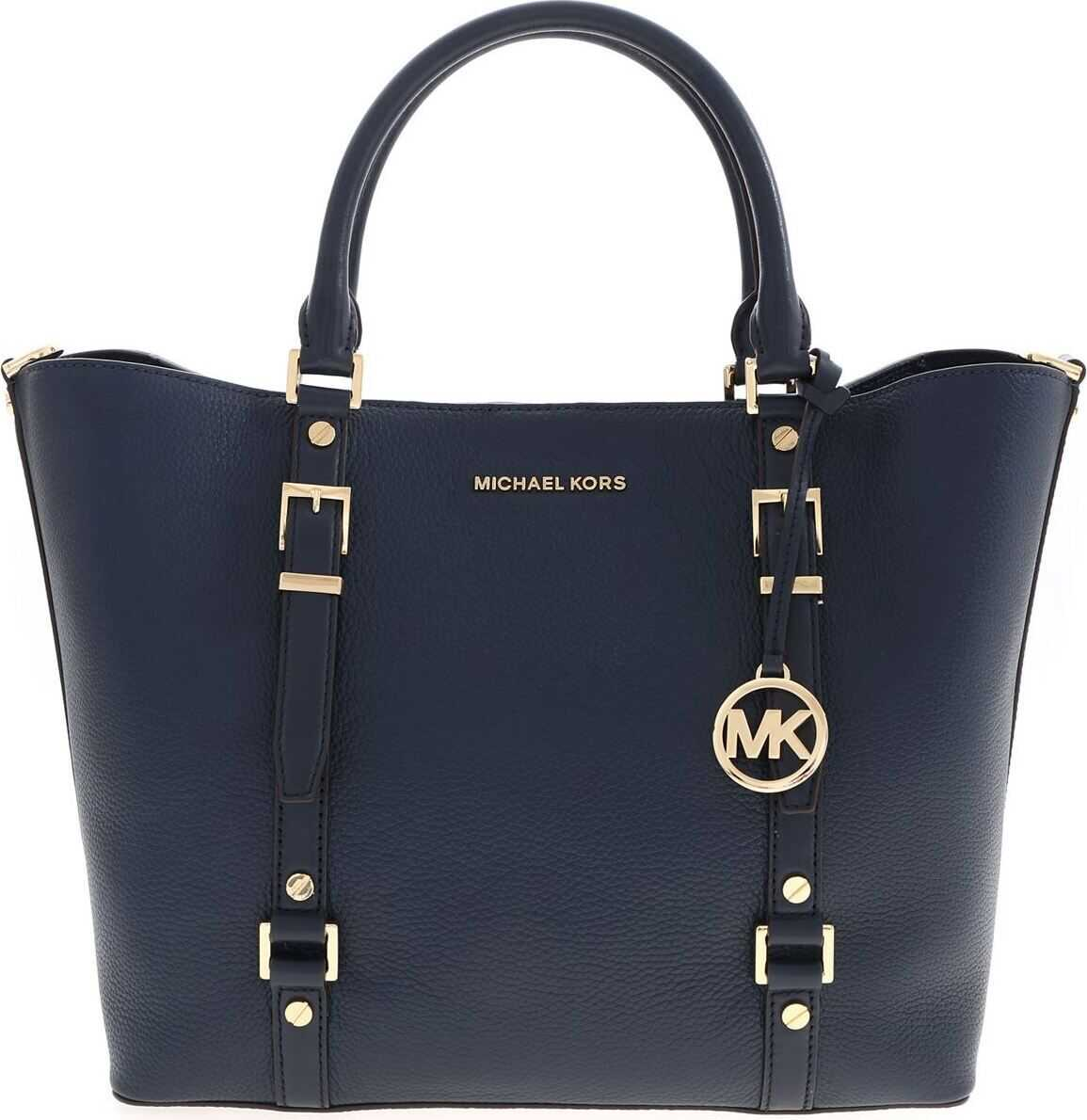 Bedford Legacy Bag In Navy Blue thumbnail