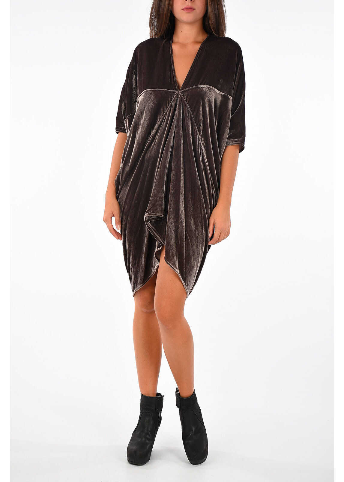 Chenille KITE TUNIC Dress RAISIN thumbnail