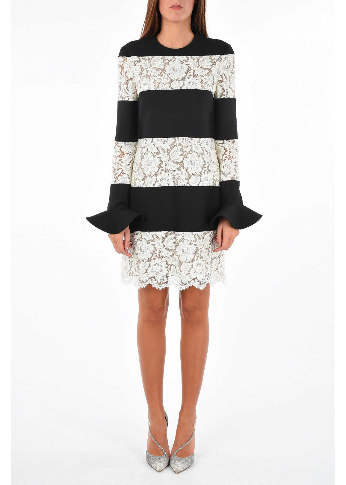 lace knee lenght shift Dress thumbnail
