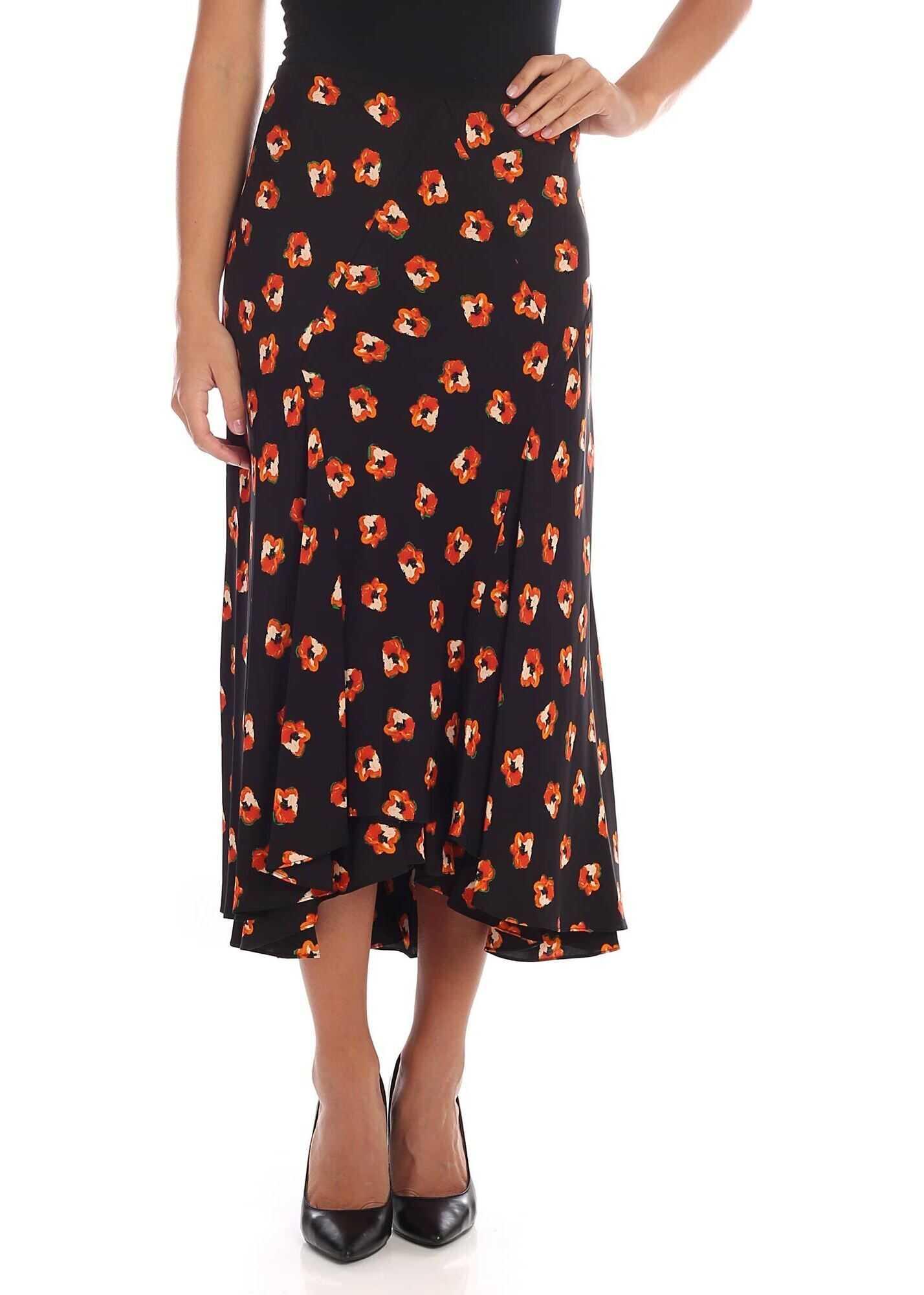Debra Skirt In Black thumbnail