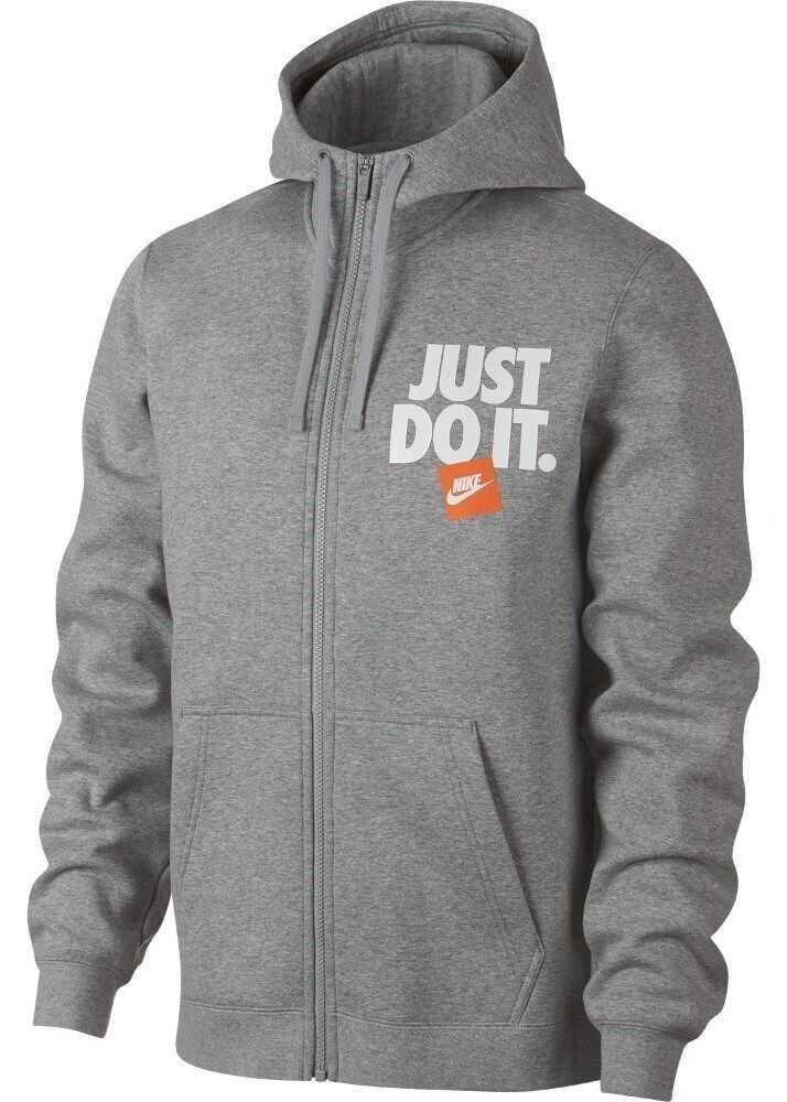 Just DO IT Hoodie FZ AR2518 thumbnail