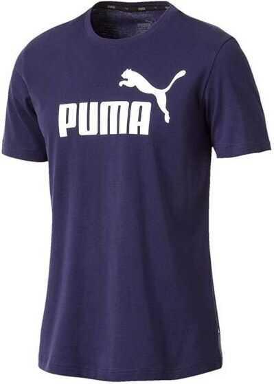 PUMA Ess Logo Tee 85174006 N/A