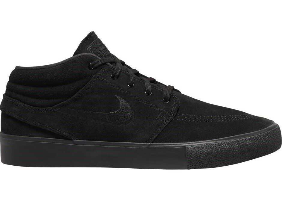 Nike SB Zoom Janoski Mid RM AT7324 NEGRE