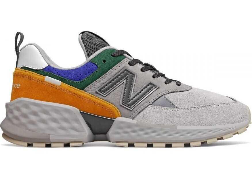 preturi de lichidare nouă preț mai mic cu Pantofi alergare New Balance Classics 574 MS574APG GRI Barbati ...
