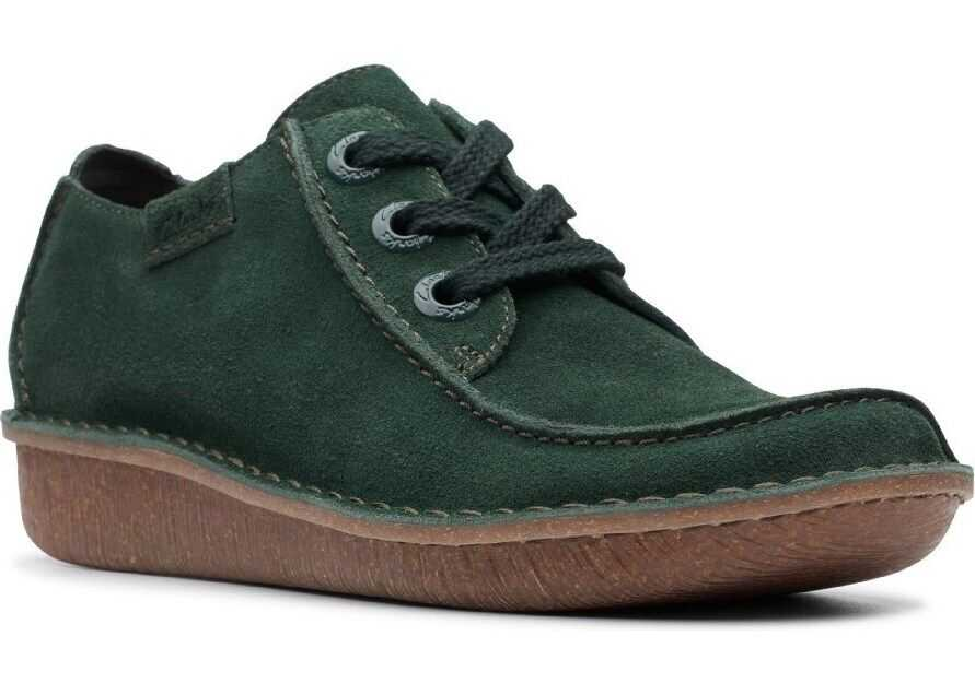 Clarks Funny Dream 261441254 VERDE