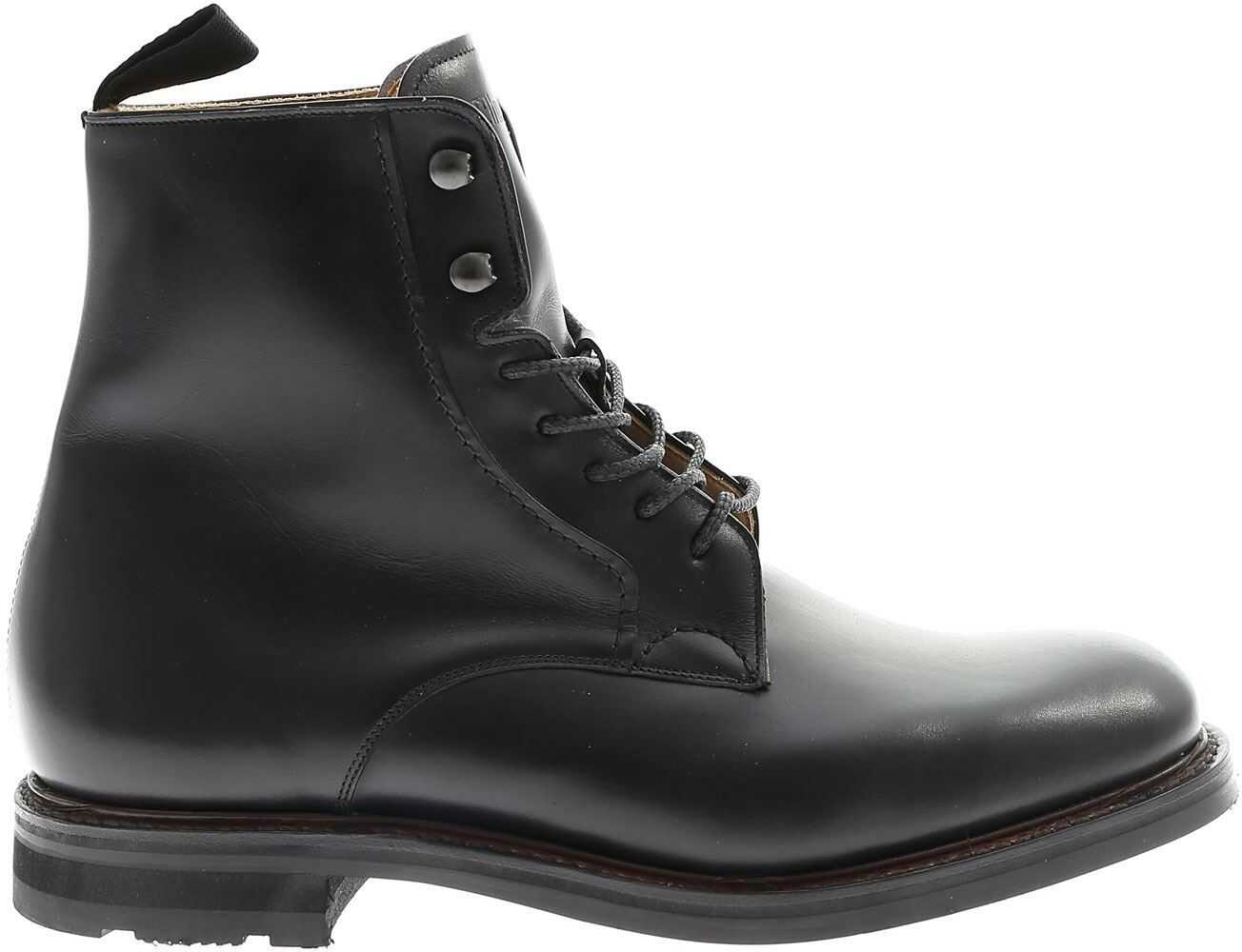Wootton Ankle Boots In Black thumbnail