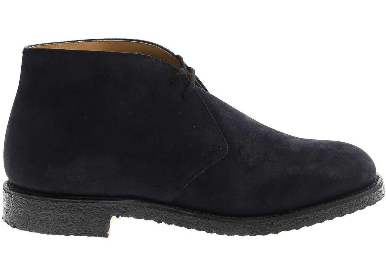Ryder 81 Desert Shoes In Blue thumbnail