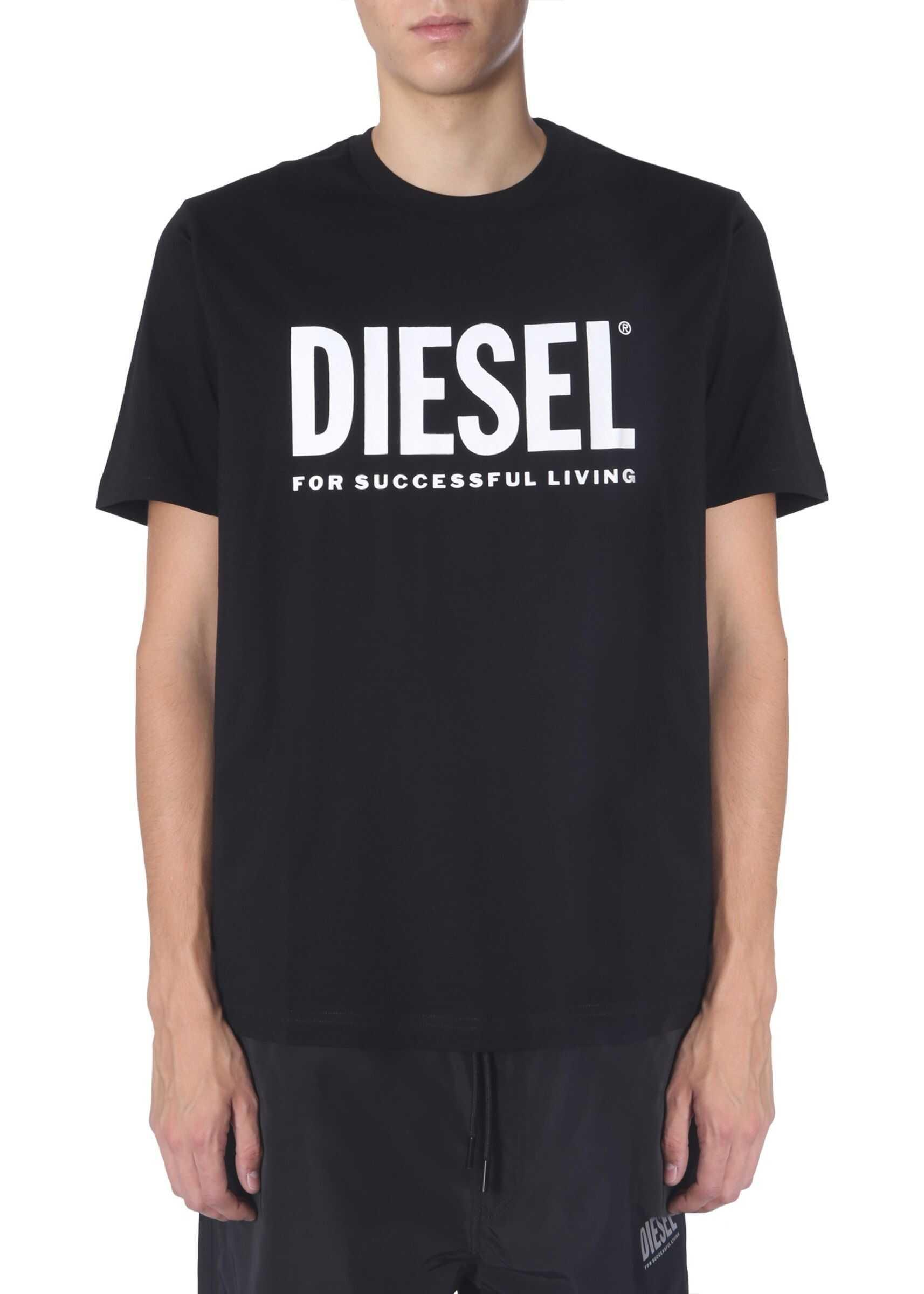 """""""T-Diego-Logo"""" T-Shirt"""