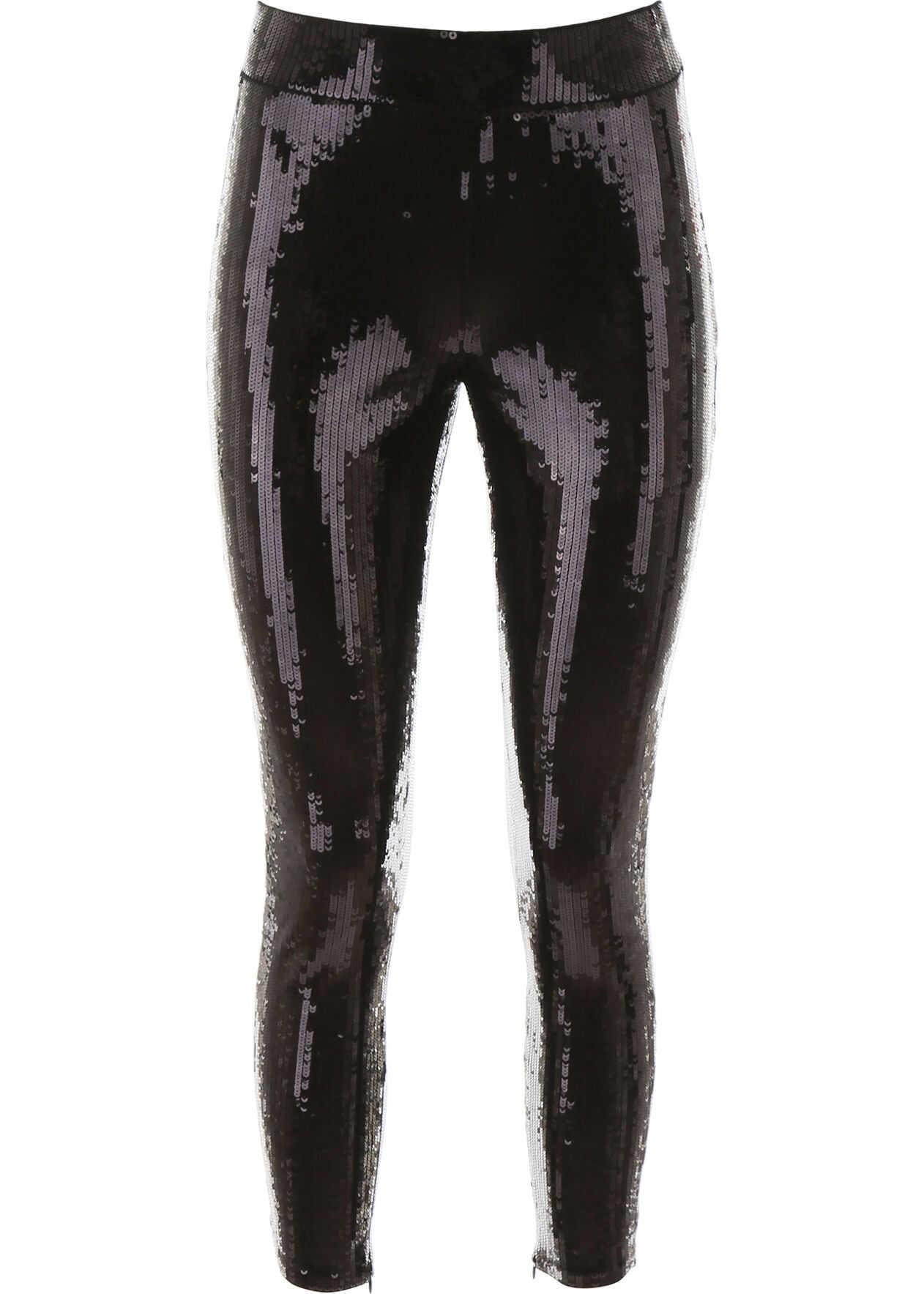 Michael Kors Sequined Leggings BLACK