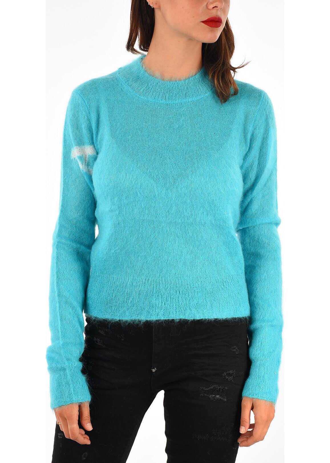 Alyx Wool Blend JUDY Sweater LIGHT BLUE