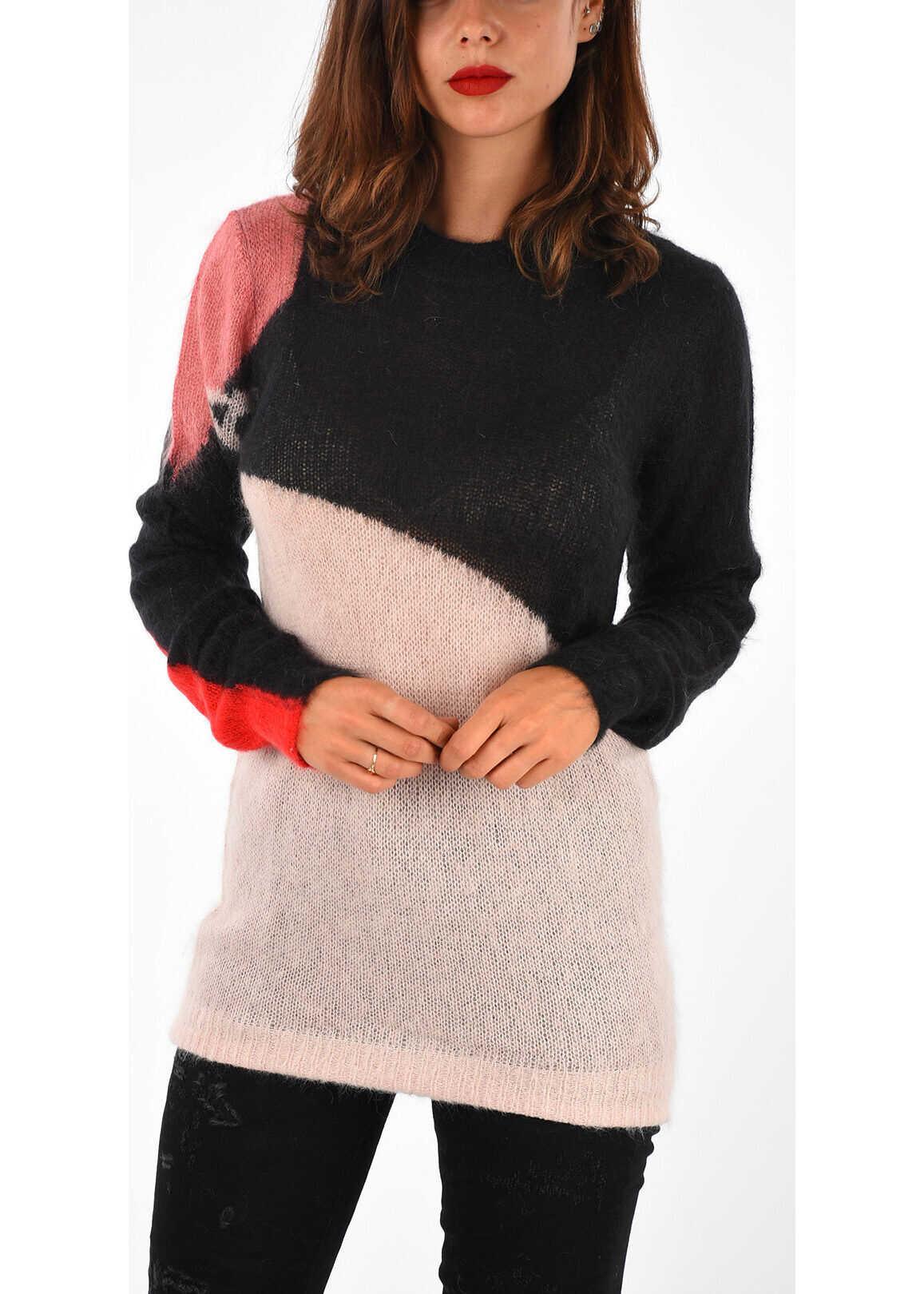 Alyx Wool Blend Sweater BLACK