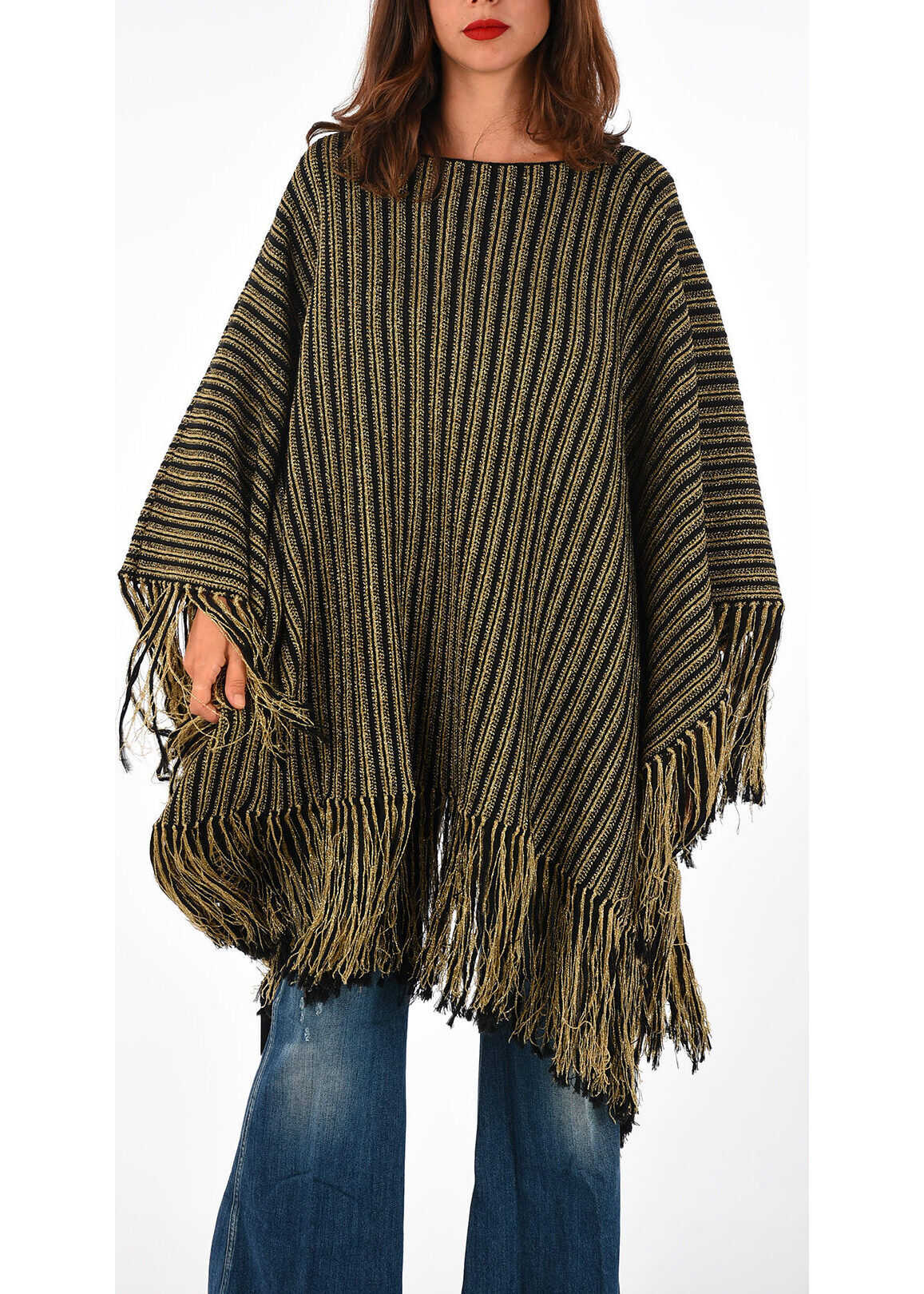 Frilled Poncho thumbnail
