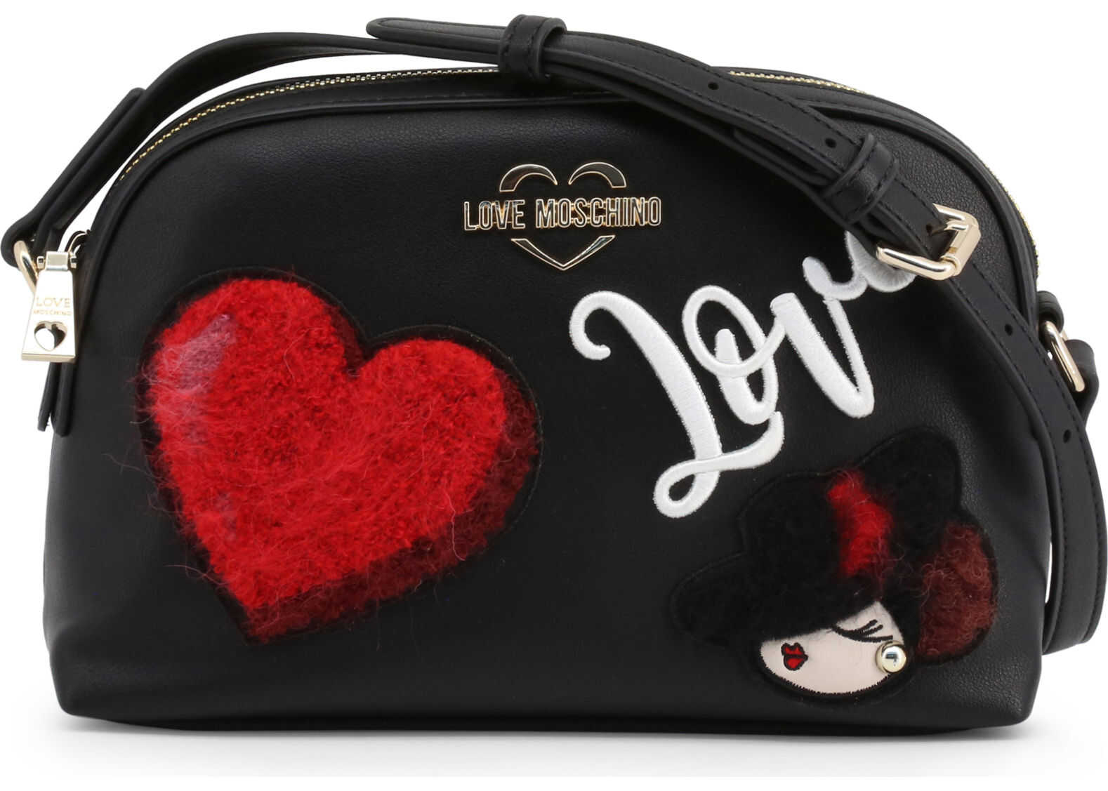 LOVE Moschino Jc4094Pp18Lp BLACK