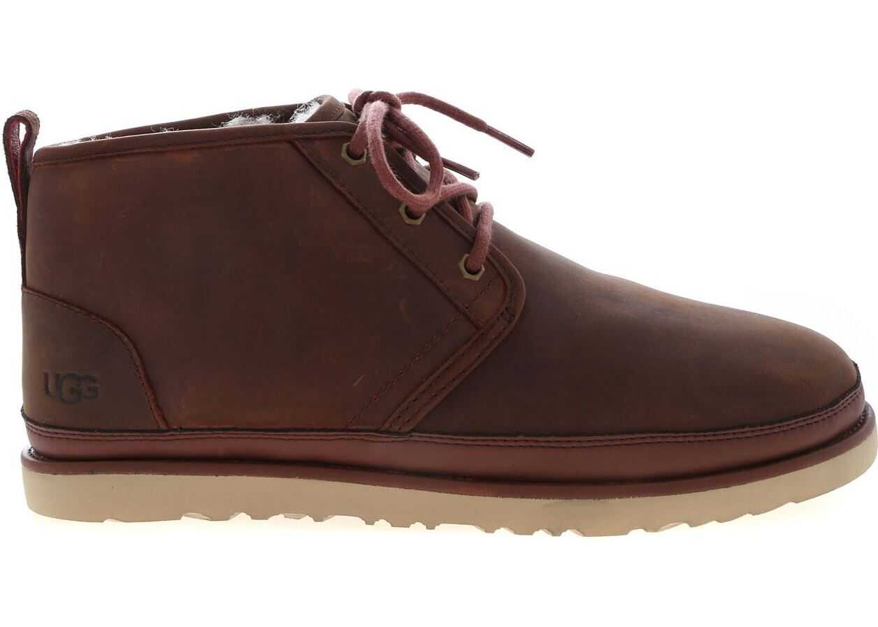 Neumel Desert Boots In Tan Color thumbnail