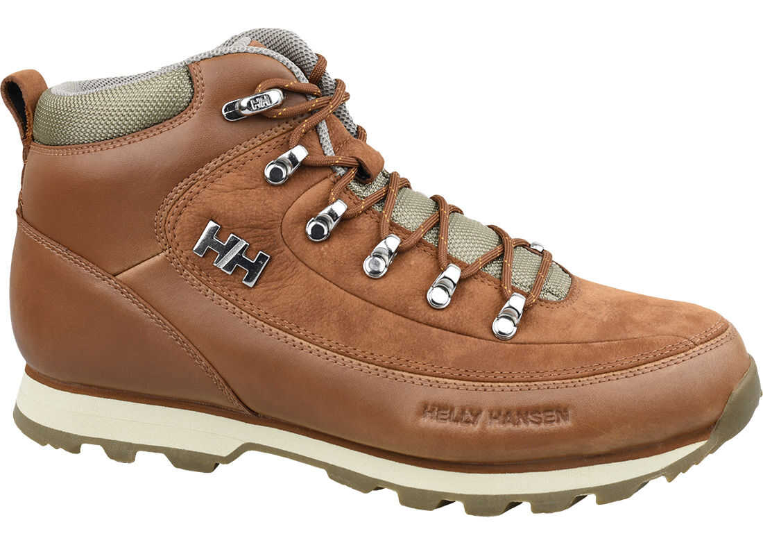 Helly Hansen W The Forester Brown