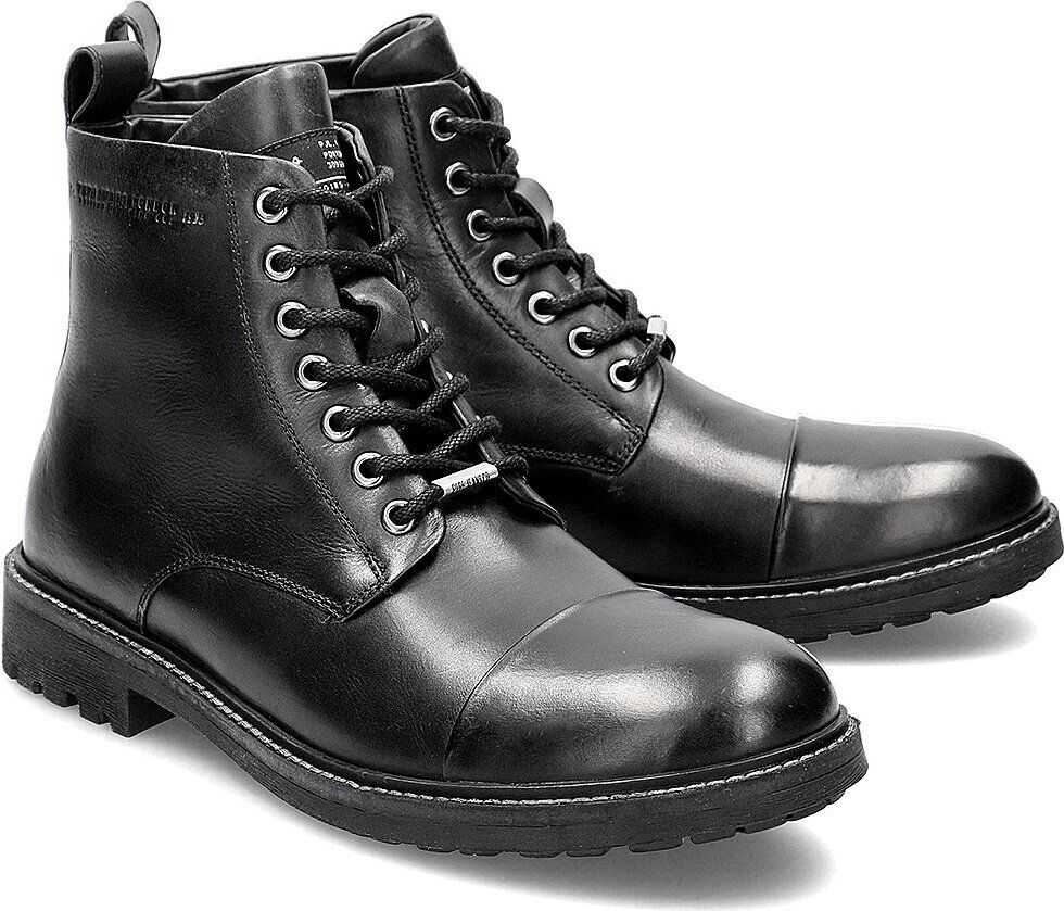 Pepe Jeans Porter Boot Czarny