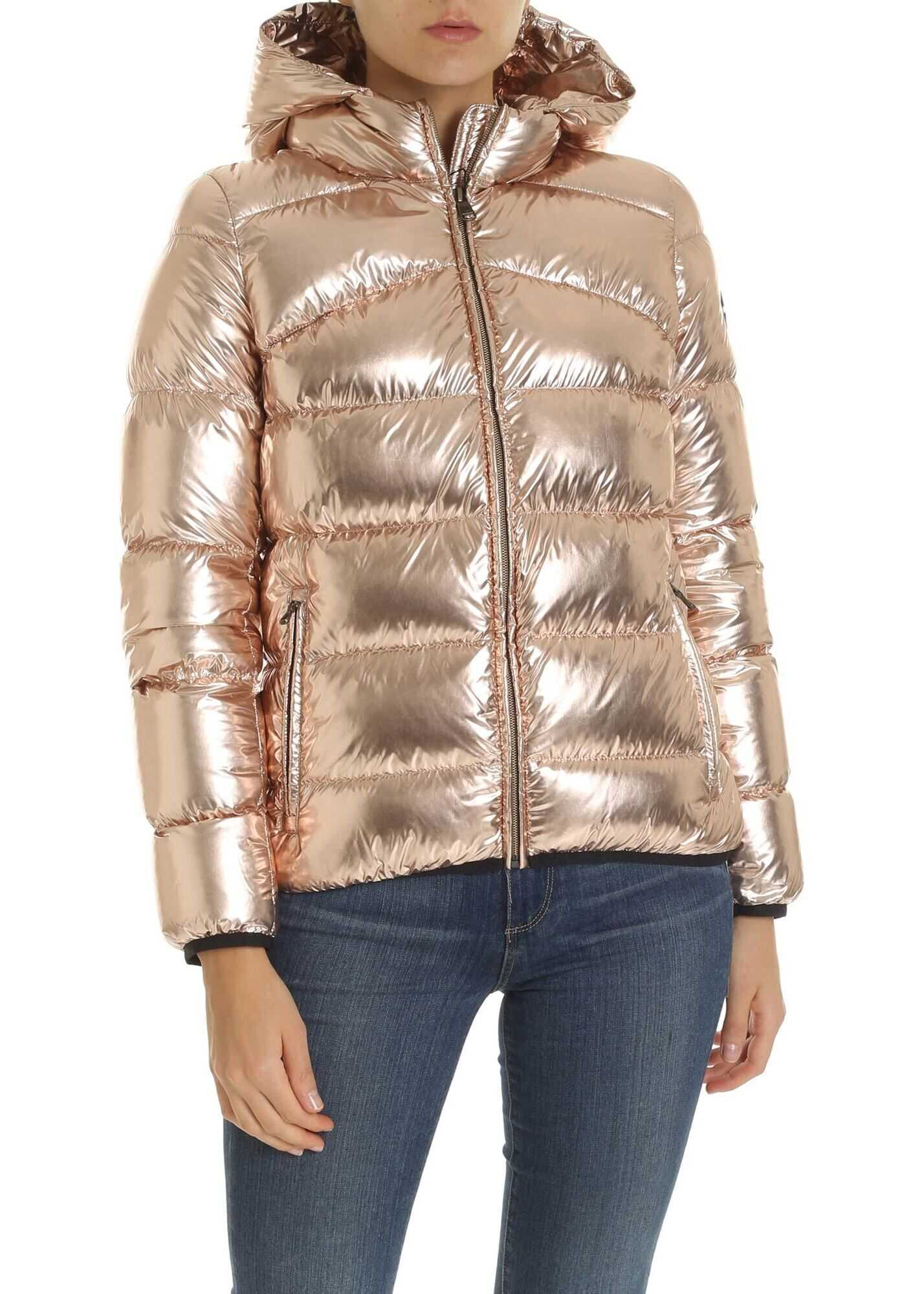 Colmar Perfection Down Jacket In Pink Color Pink
