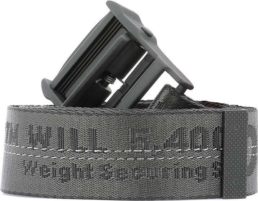 Off-White Polyester Belt BLACK