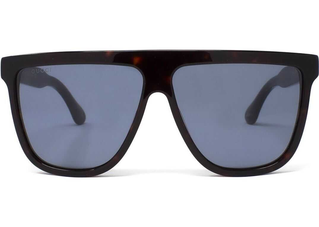 Gucci Acetate Sunglasses BROWN