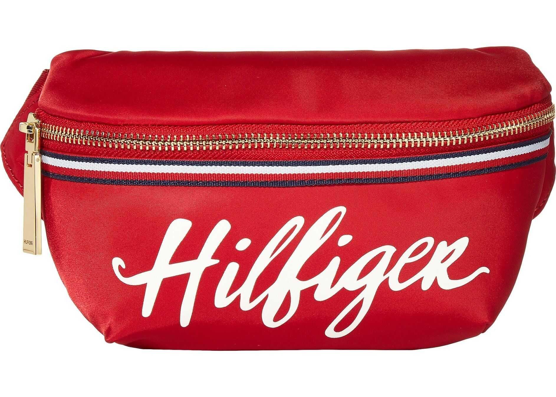 Tommy Hilfiger Sirina Belt Bag Red