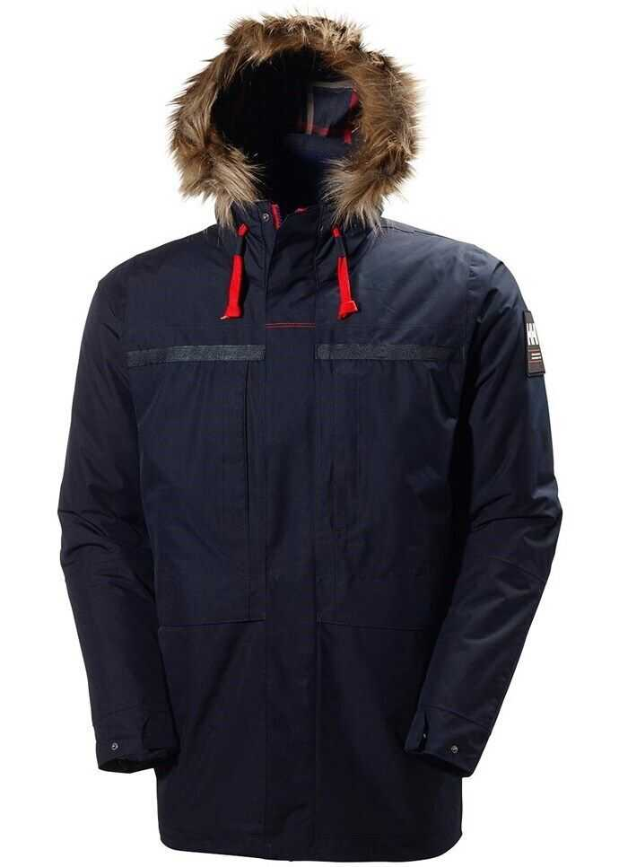 Helly Hansen Coastal 2 Parka 54408597 GRAFIT