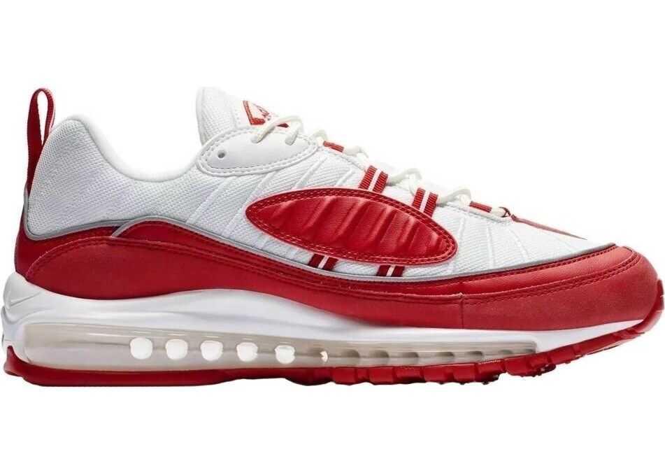 Nike Air Max 98 640744 ALB/ROȘII