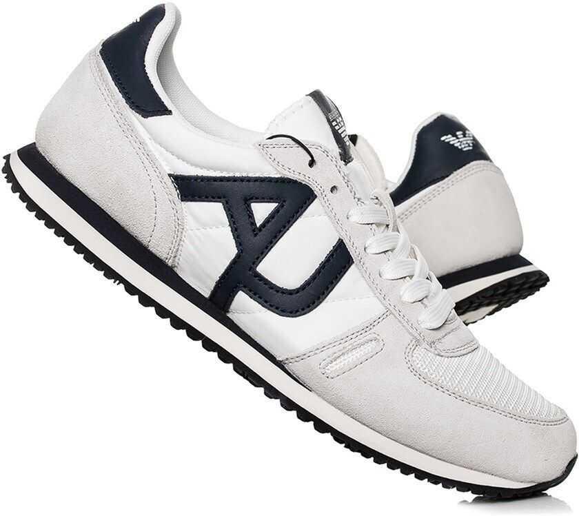 Armani Sneaker Low Cut 9350277P42000010 ALB