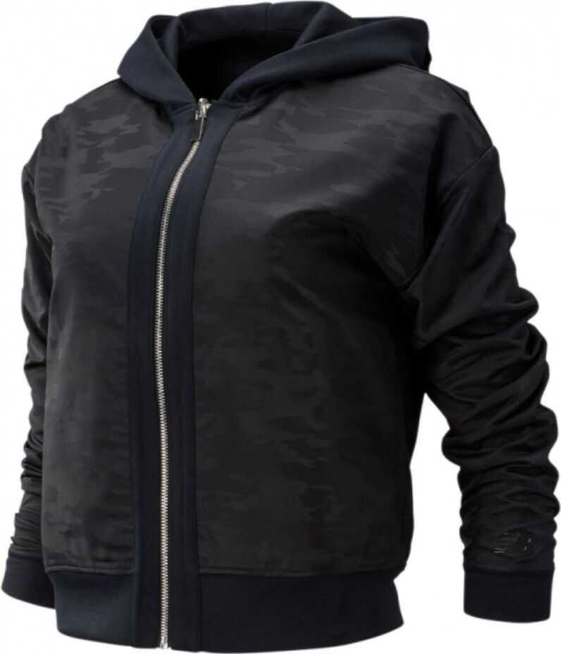 New Balance Classics Determination Reversible Jacket WJ93110BK NEGRE