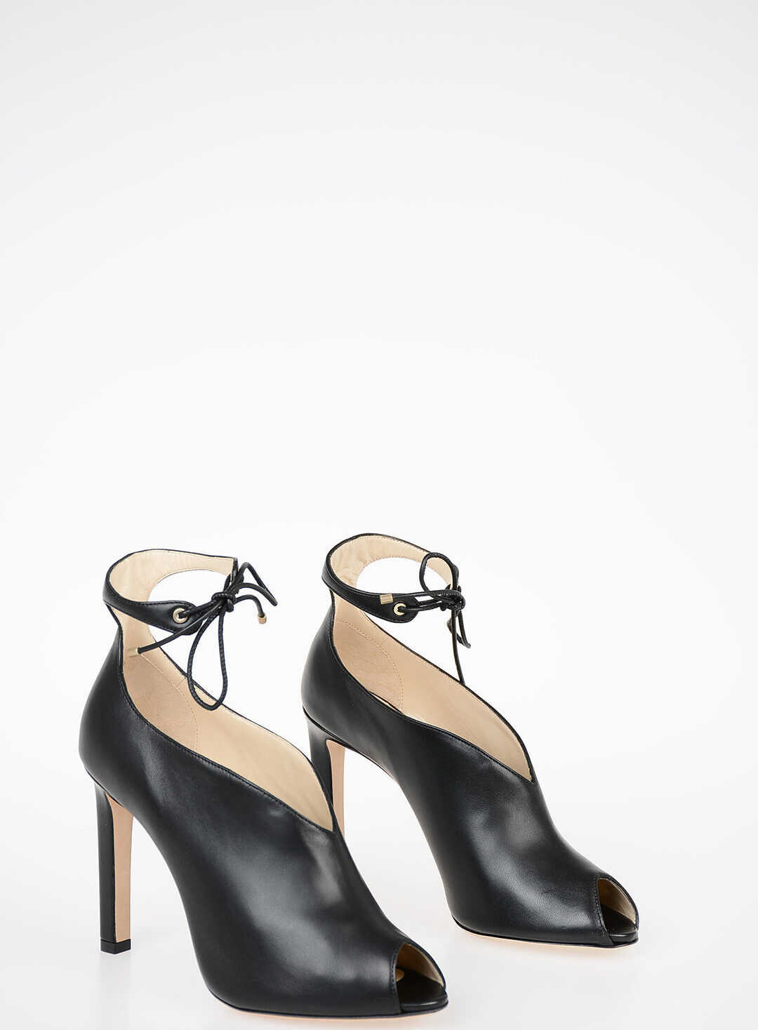 10cm Leather SAYRA Pumps thumbnail