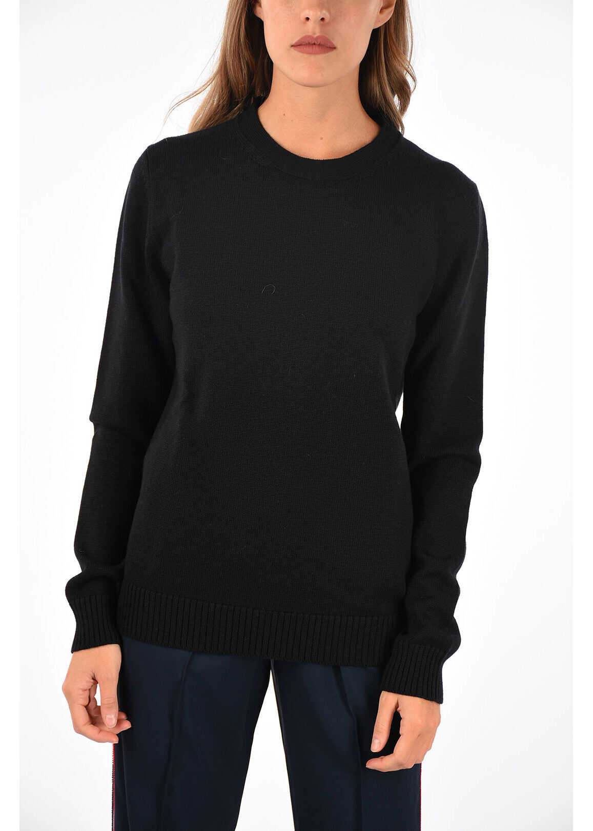 Alyx Merino Wool Sweater BLACK