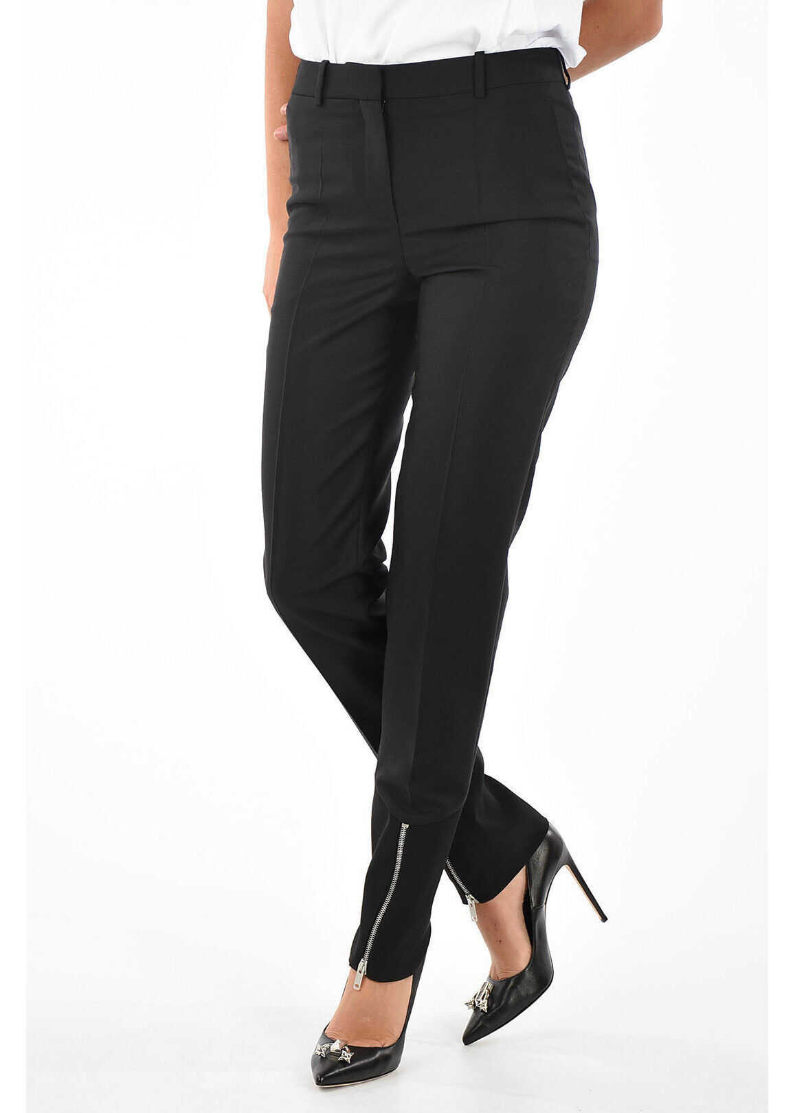 Givenchy Pants with Zip BLACK