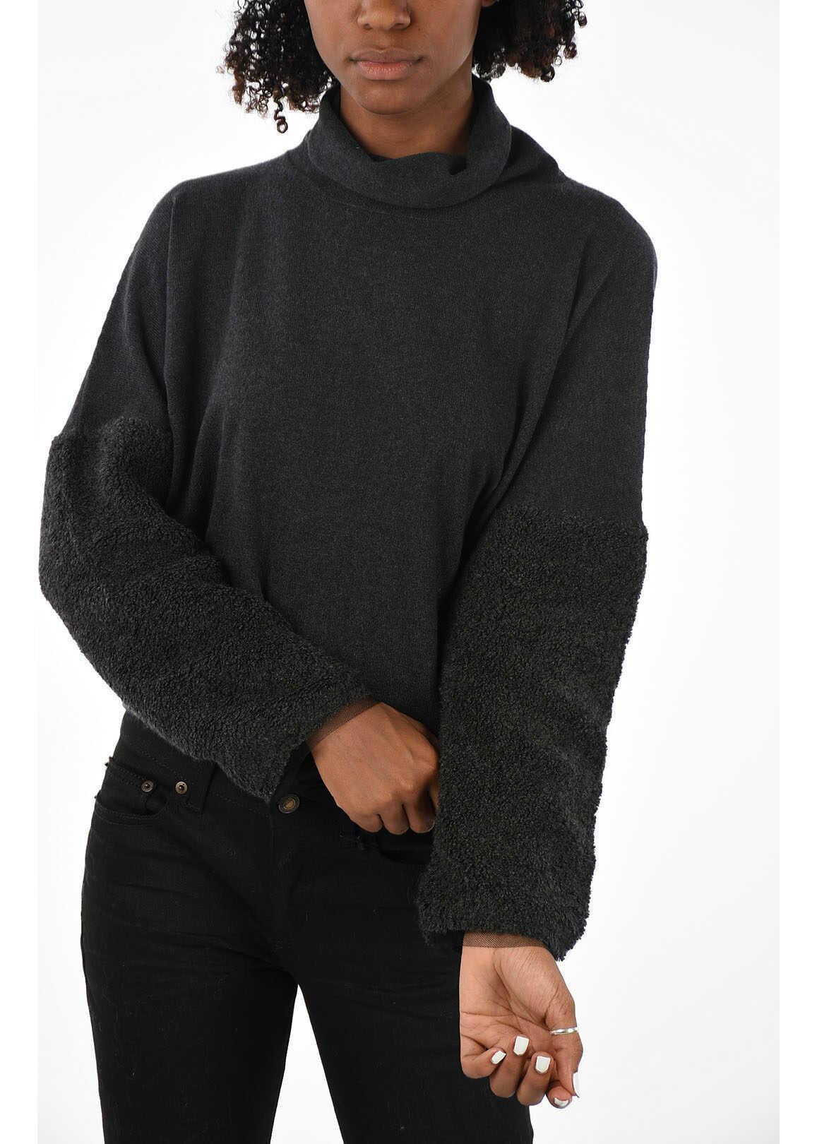 Fabiana Filippi Cashmere Pullover GRAY