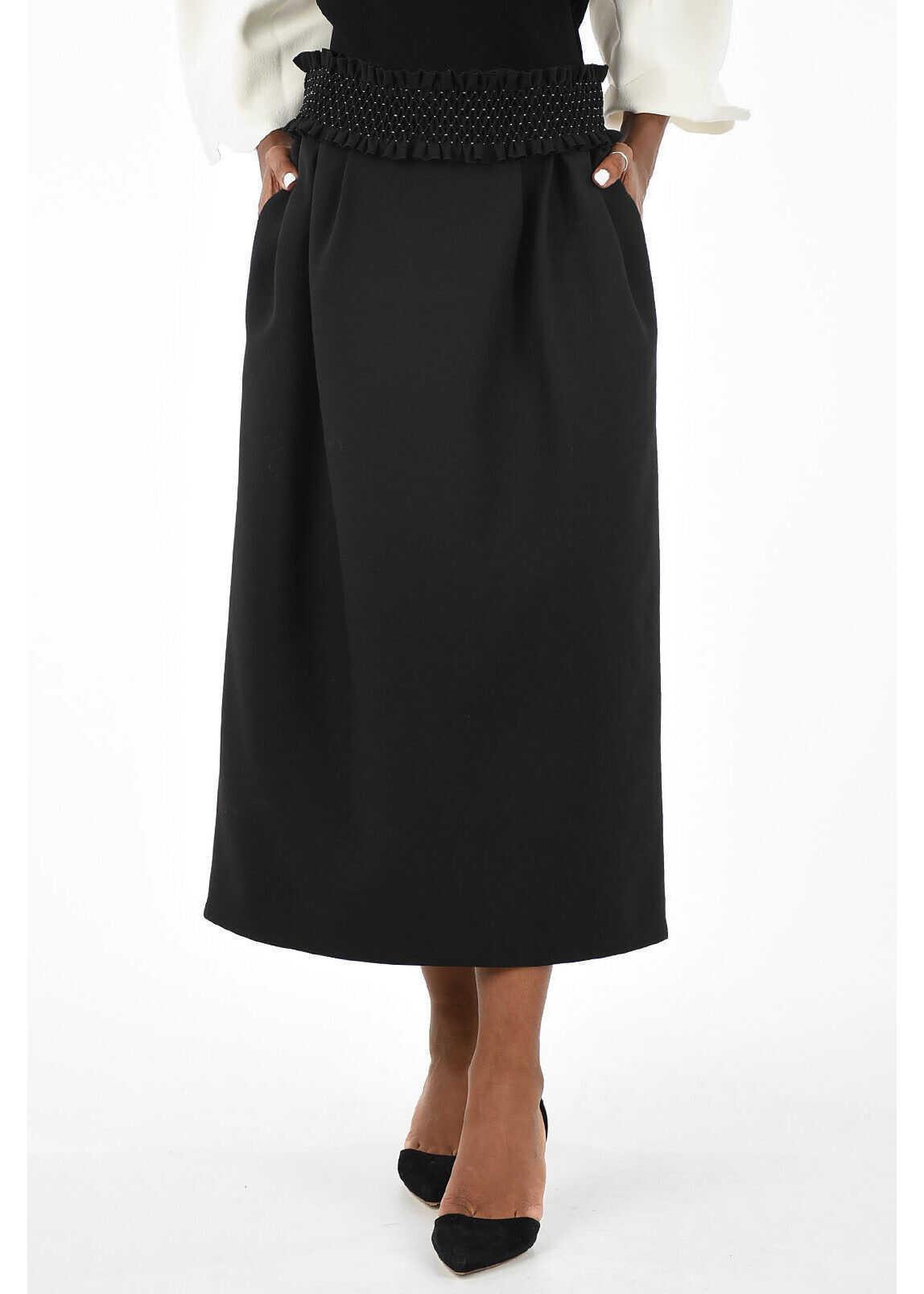Pocket A-Line Skirt thumbnail