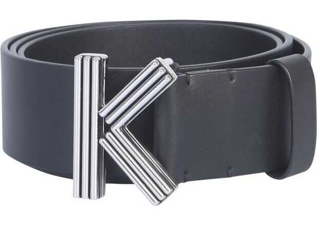 Kenzo Leather Belt BLACK