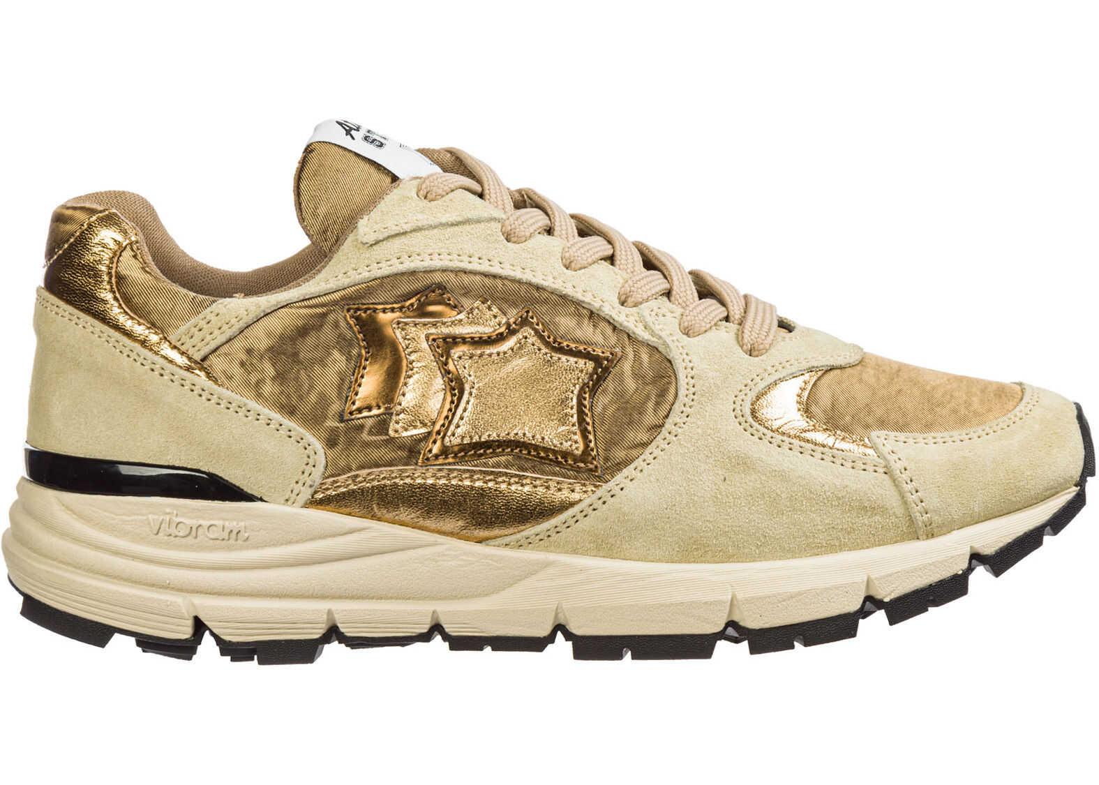 Atlantic Stars Sneakers Mira Beige