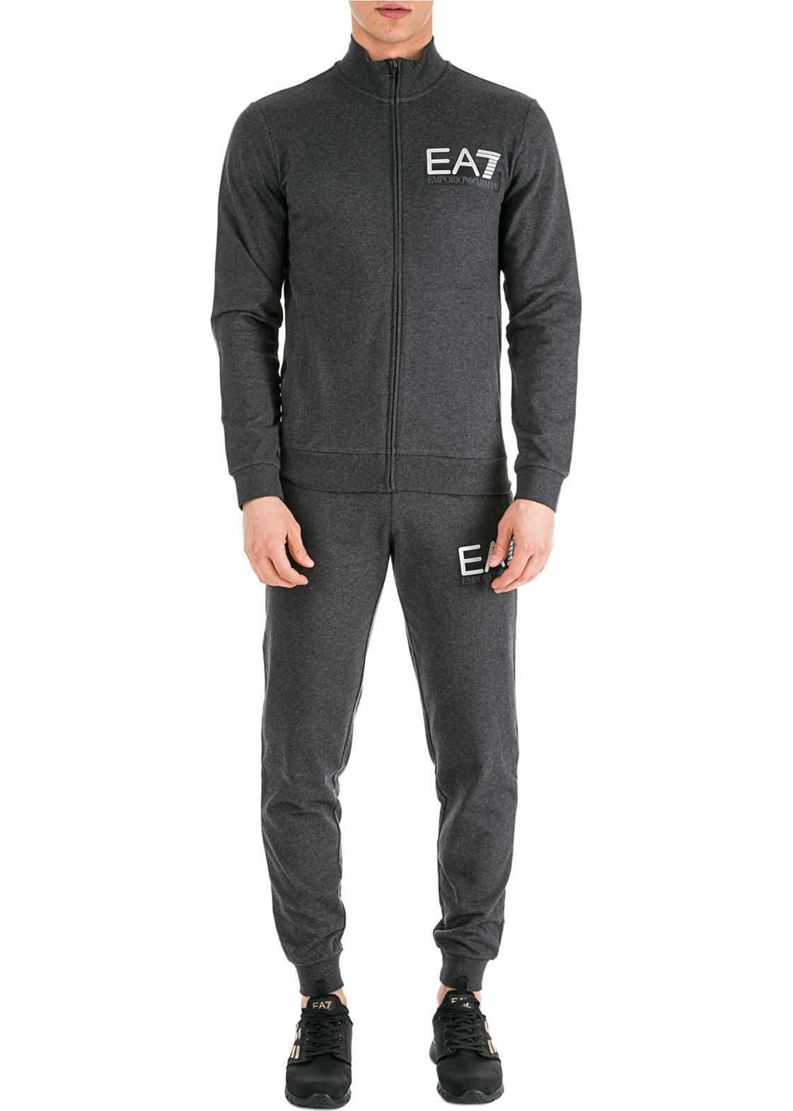 EA7 Sweatshirt Fashion Grey