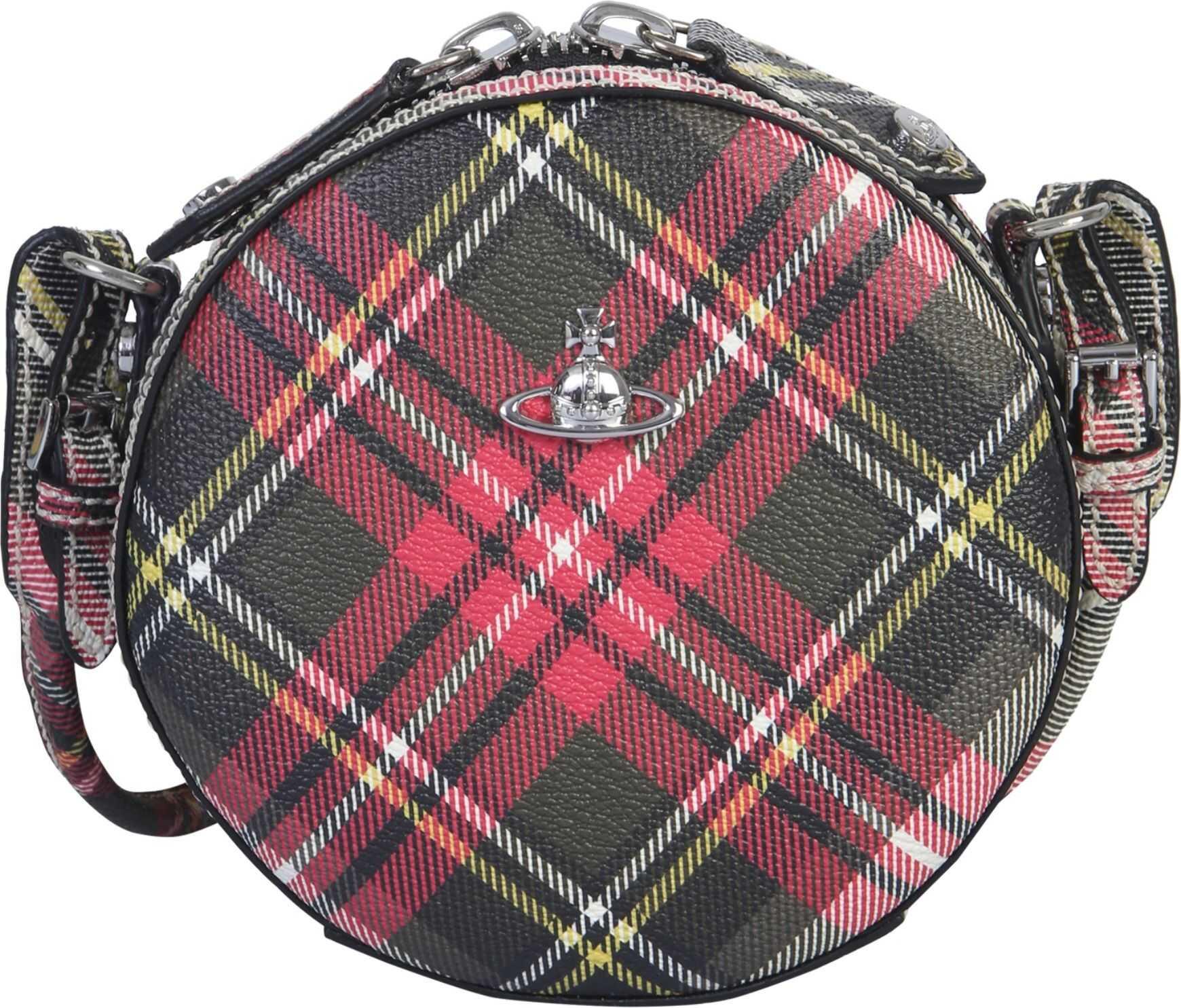 Vivienne Westwood Derby Shoulder Bag MULTICOLOUR