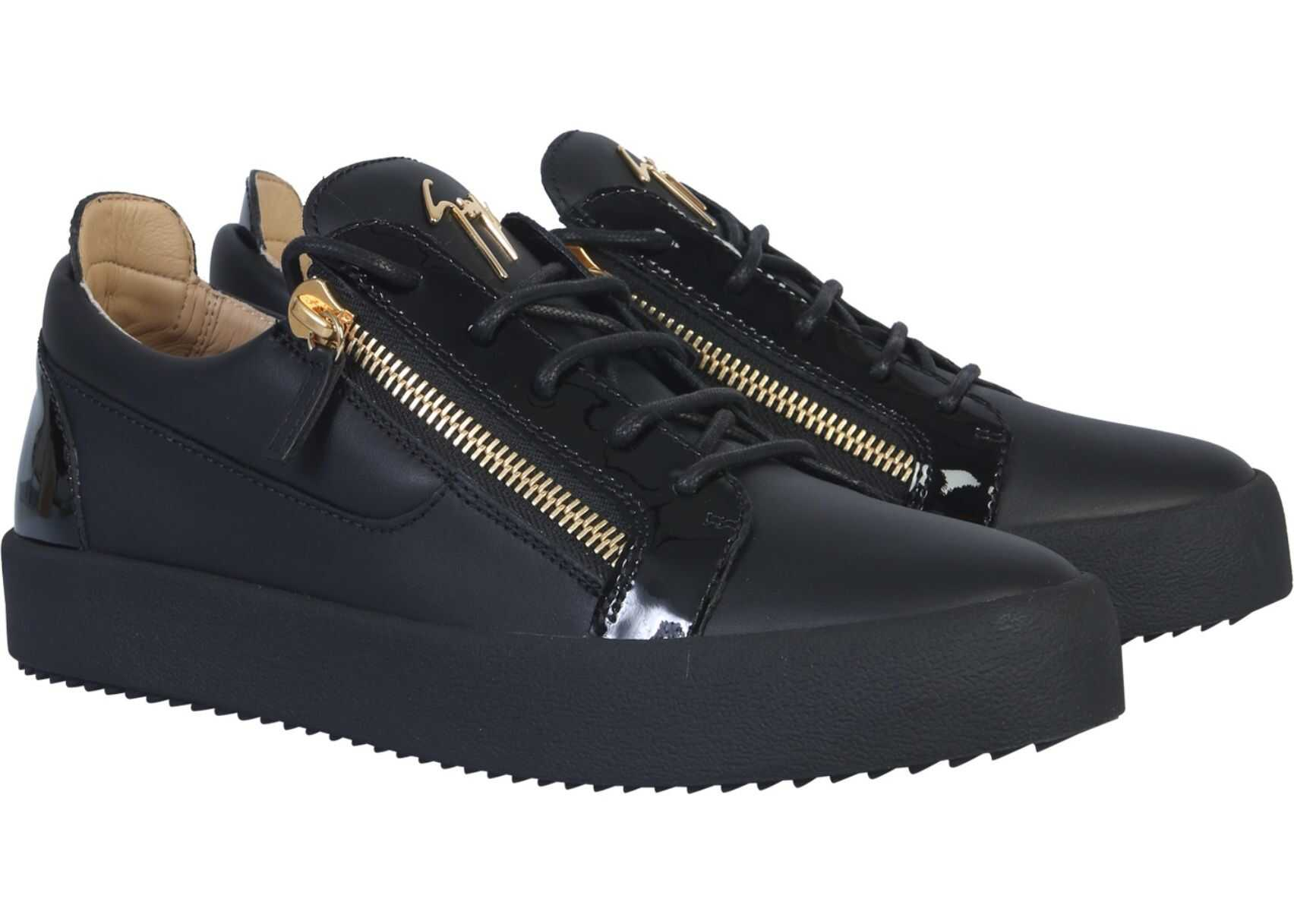 Giuseppe Zanotti Frankie Sneakers BLACK