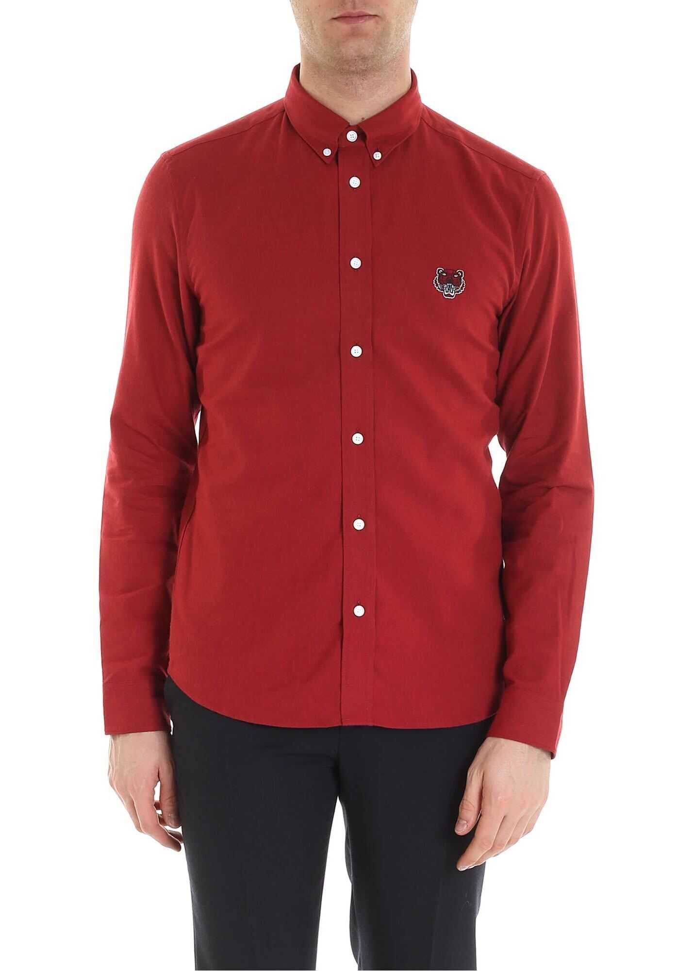 Tiger Shirt In Red thumbnail