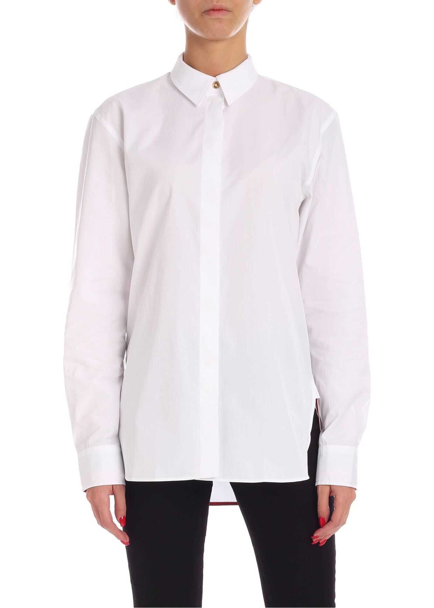 Paul Smith White Shirt White