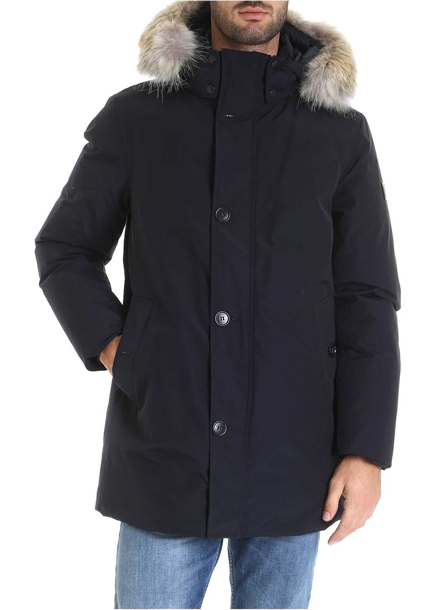 South Bay Parka In Blue thumbnail