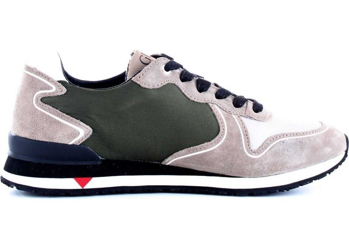 GUESS Suede Sneakers GREY