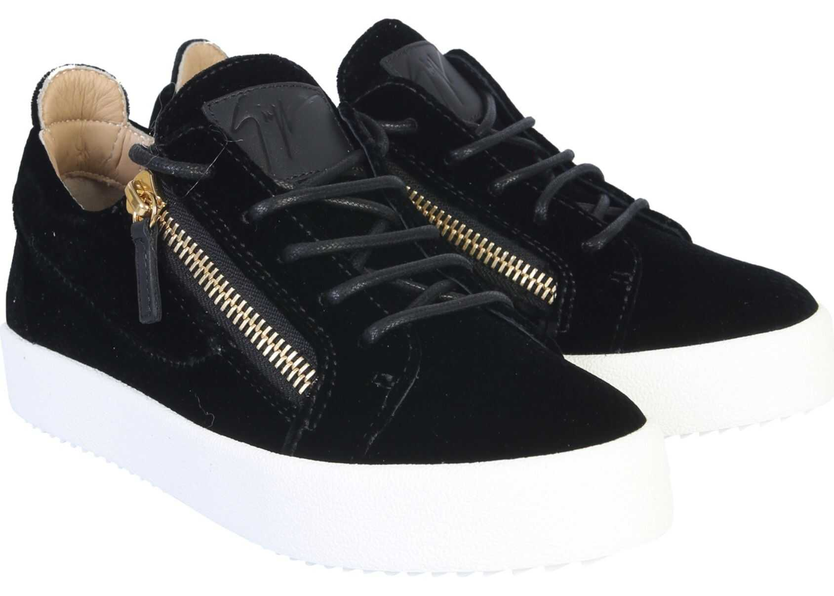Giuseppe Zanotti Gail Sneaker BLACK