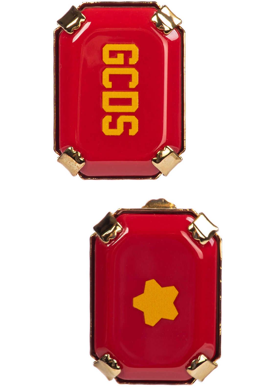 GCDS Star Rocks Red